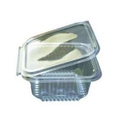 Caserola transparenta cu capac 500 ml