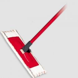 Set mop microfibra plat cu maner